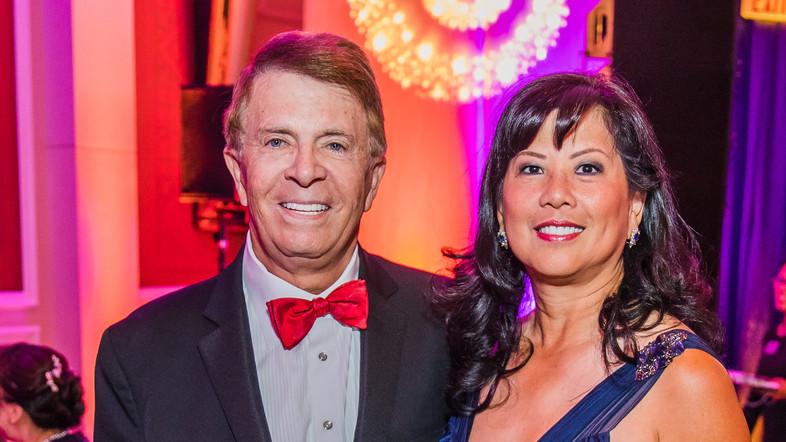 Gary Mather, Tina Mather  . Photo by Alf