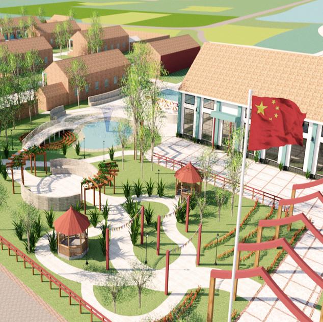 Destinationsutveckling Xiang Yang