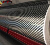 2D Carbon Folie 1m x 1,52