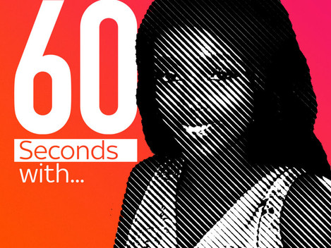 60 Seconds With Me At Sky Creative Agency