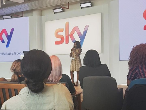 Pitch Our Stories Event in Association with Sky Creative Agency