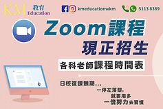網上ZOOM課程