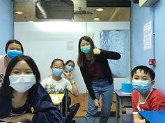 「升級」中文專科班
