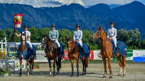 Herzlichen Dank für die tollen Pferdesporttage in Maienfeld