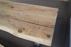 Masivní stůl dub