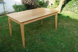 Dubový stůl rozkládací 40