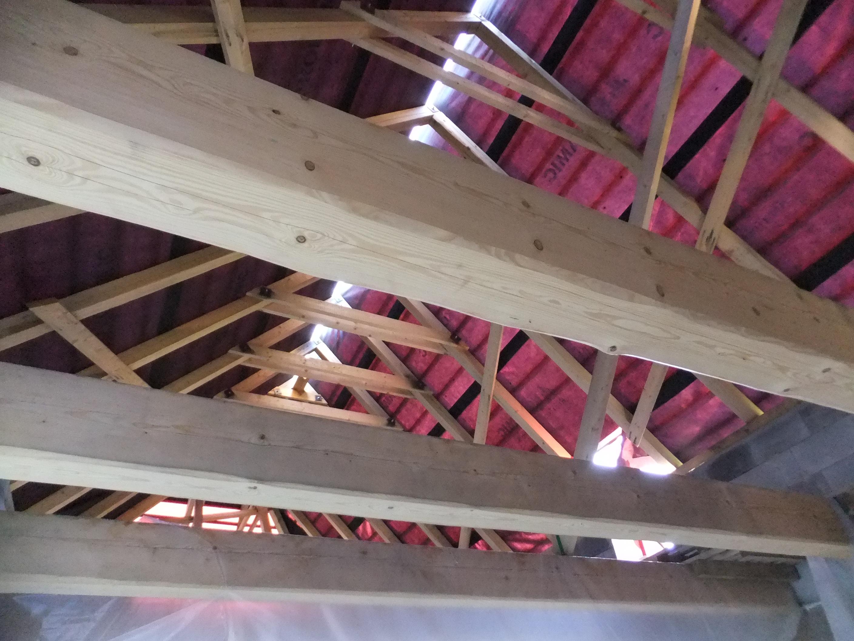 Trámový strop