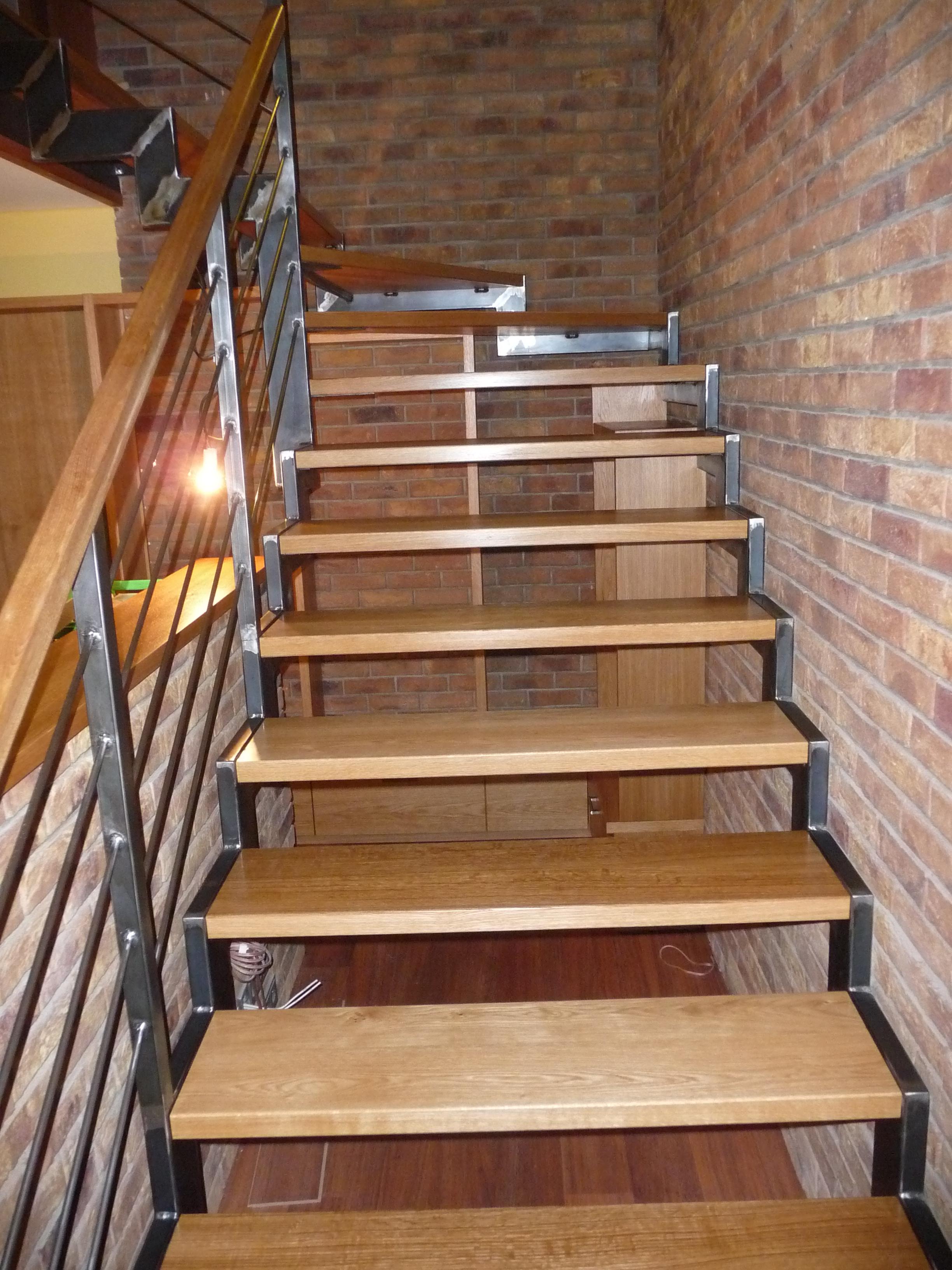 Dubové schody Kolín