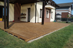 Terasové prkno thermowood