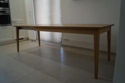 Dubový stůl rozkládací 4