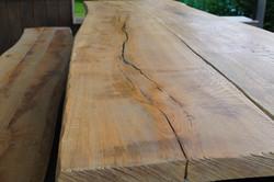 Dubový rustikální stůl