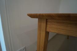 Dubový stůl rozkládací 1