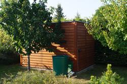 Venkovní sauna Nymburk