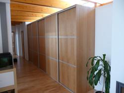 Věstavěné skříně Nymburk