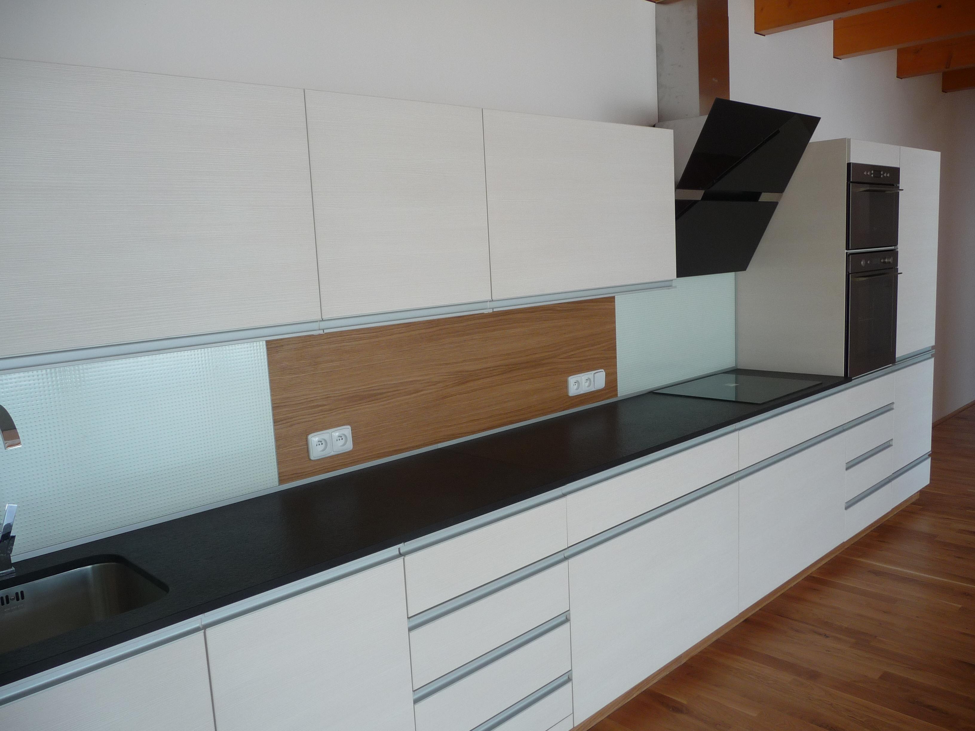 Vzorová kuchyň Eko-logické vily Nbk