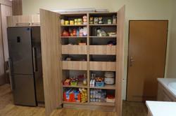 Potravinový skříň Kolín
