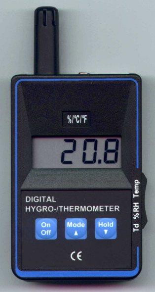 Vlhkoměr prostředí gfth-200