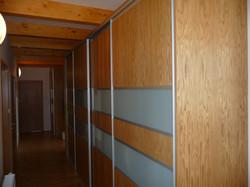 Vestavěné skříně Nymburk