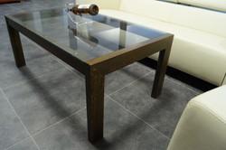 Konferenční stolek sklo