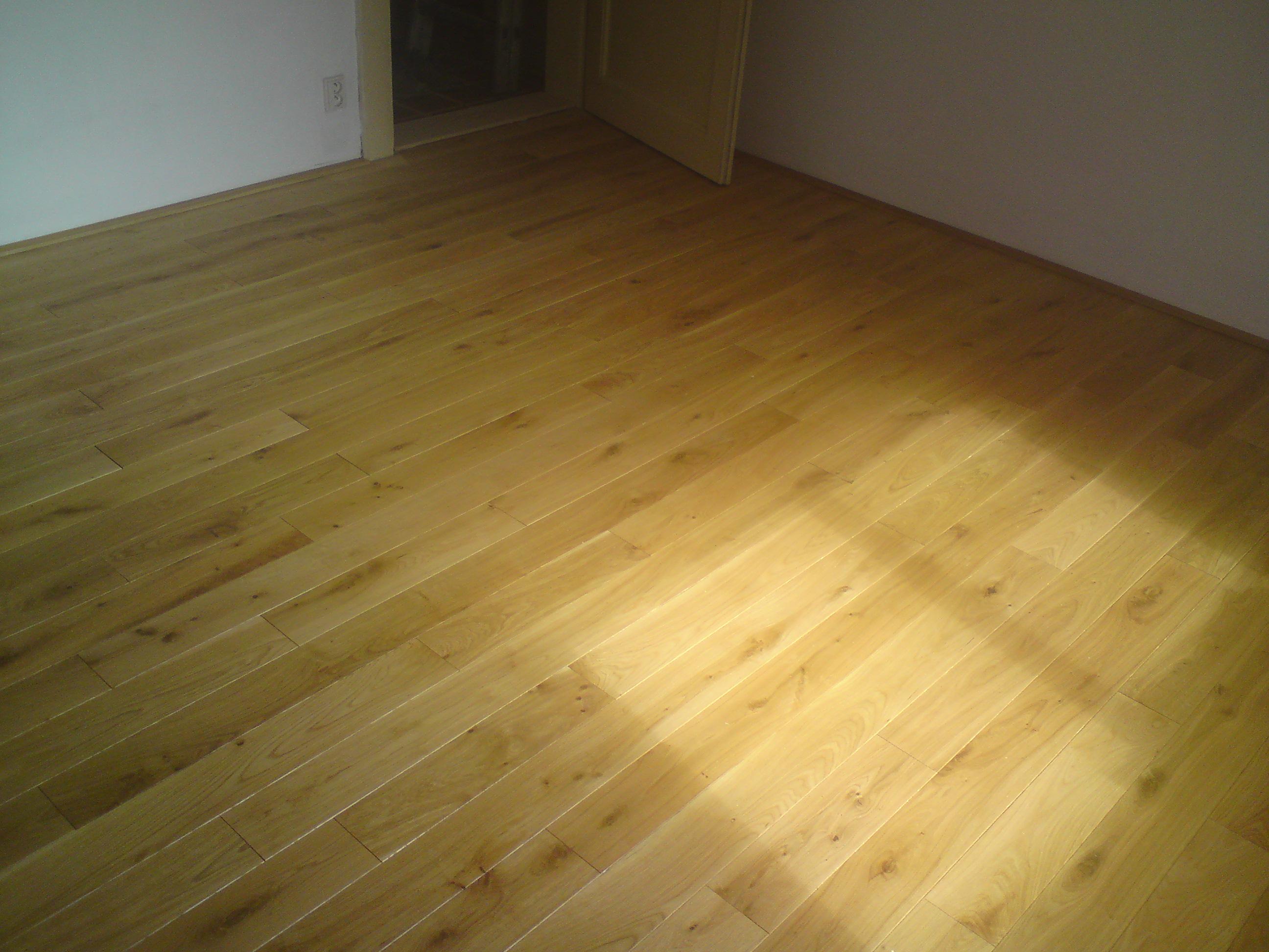 Dřevěné podlahy Kolín