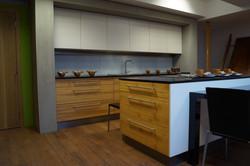 Kuchyně dýha vysoký lesk