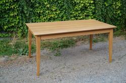 Dubový stůl rozkládací 13