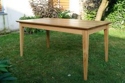 Dubový stůl rozkládací 36