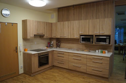 Kuchyně dub platina Kolín