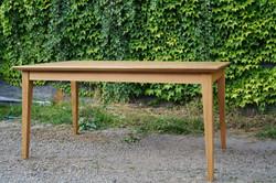 Dubový stůl rozkládací 17