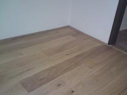 Masivní dubová podlaha rustik olej