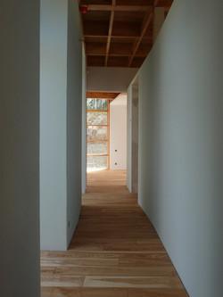 Dům v oboře- Martin Rajniš_Jasanová podlaha