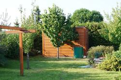 Zahradní sauna Nymburk