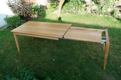 Dubový stůl rozkládací 30