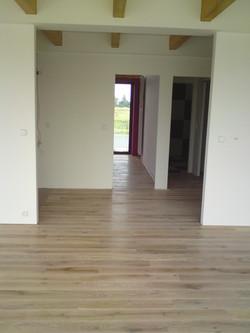 Dřevěná podlaha Nymburk olejovaná