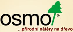 OSMO přírodní oleje na dřevo