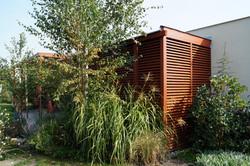 Zahradní domek Nymburk