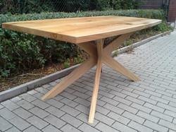 Dubový stůl Kolín