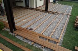 Kvalitní dřevěná terasa Sokoleč Nymburk