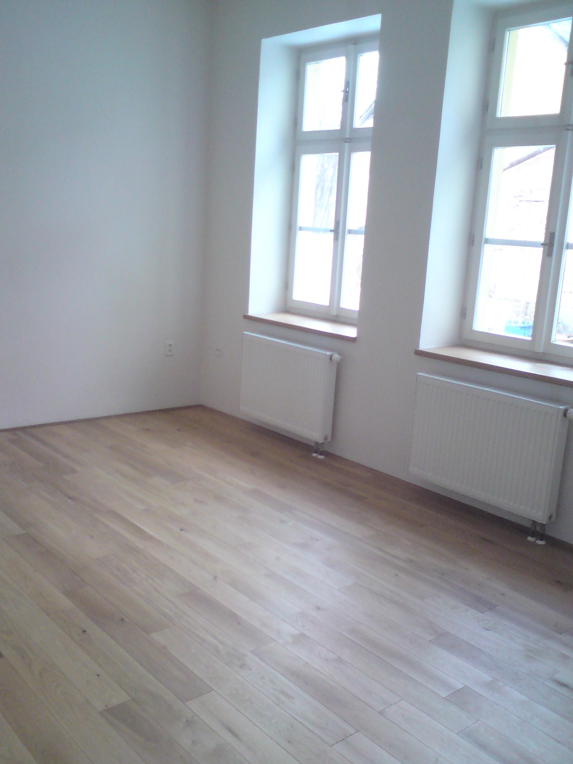 Dubová podlaha Poděbrady