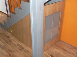 Vestavěná skříň pod schody Praha
