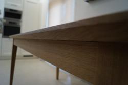 Dubový stůl rozkládací 2