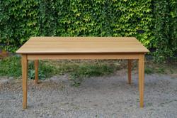Dubový stůl rozkládací 15