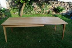 Dubový stůl rozkládací 22