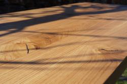 Stůl kartářovaný dub