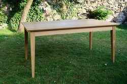 Dubový stůl rozkládací 34