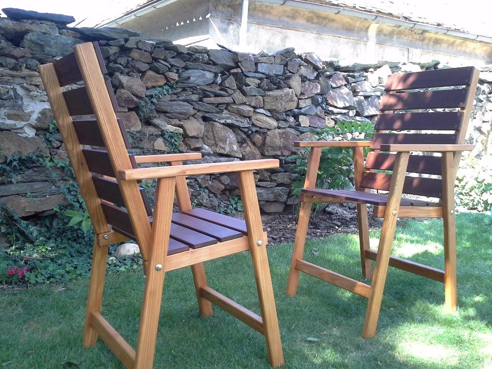 Židle senior