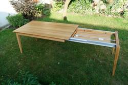 Dubový stůl rozkládací 31