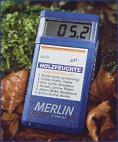 Vlhkoměr dřeva Merlin
