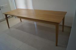 Dubový stůl rozkládací 5