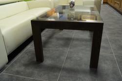 Konferenční stolek mořený dub